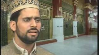 Aaya Nabia da peer by abid rauf Qadri.