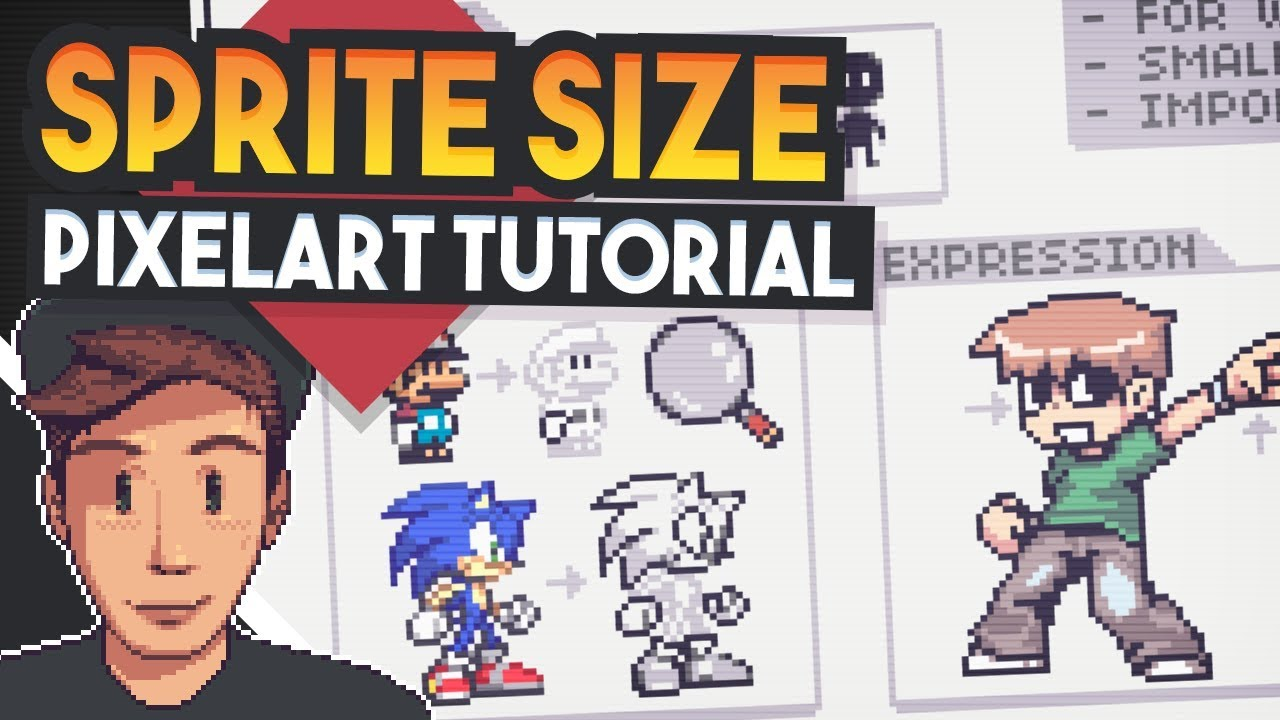 What Size To Make Pixelart Pixelart Tutorial For Beginners