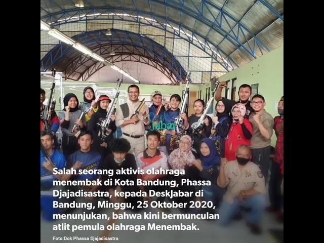 Peminat Olahraga Menembak Bermunculan di Kota Bandung