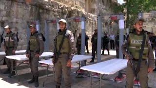 Metal detectors escalate Jerusalem tension