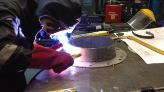 MMA Stainless Steel Stick Welding - Apprentice