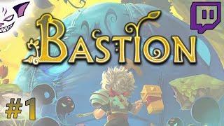 Let's Play Bastion - Part 1 - Bastion PC Gameplay Walkthrough