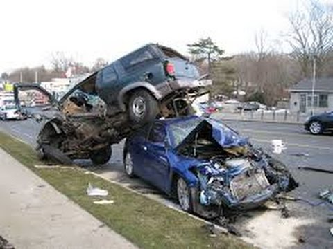 Incredible brutal car crash insane and bloody youtube for Commonwealth of massachusetts motor vehicle crash report
