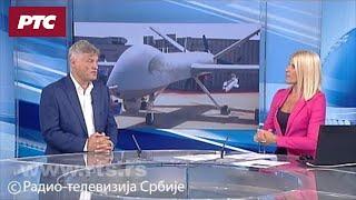 Lazanski: Srbija se oprema za mir a ne za rat