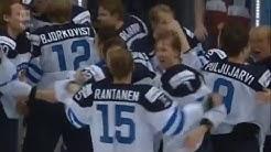 Nuorten MM 2016 finaali | Venäjä - Suomi 3-4 (JA) | Maalikooste