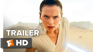 Star Wars: The Rise Of Skywalker Teaser Trailer #1 (2019) | Movieclips Trailers