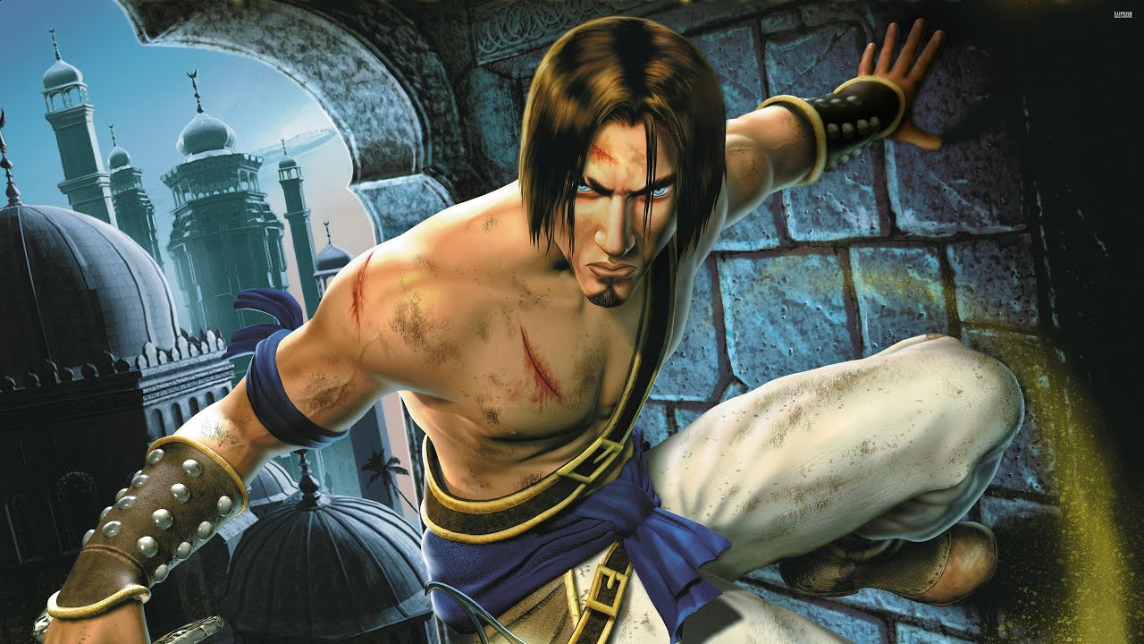 Prince of Persia: The Sands of Time - Demo 2003 Walkthrough - YouTube