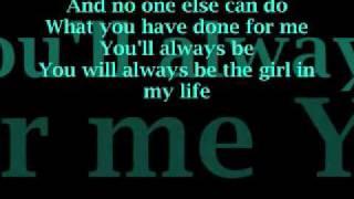 Boyz II Men- A Song for Mama (w/ lyrics)