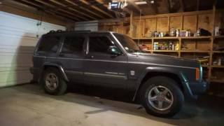 2001 Jeep Cherokee Sport (XJ) daily driver.  Should you purchase one?