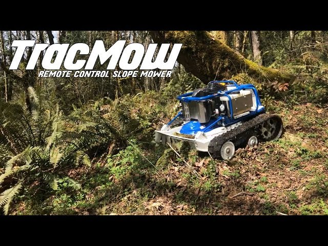 Clearing a Path with TracMow