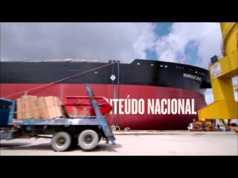Jan Rios Industrial Naval Presidente Dilma