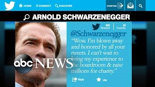 Arnold Schwarzenegger Is Back as New 'Celebrity Apprentice' Host