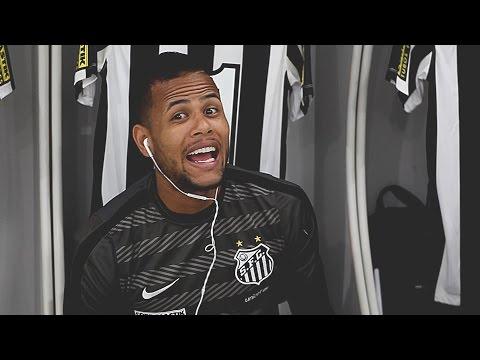 Joinville 0 x 0 Santos | BASTIDORES | Brasileirão (09/11/15)