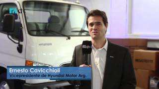 Conoce los detalles del camin Hyundai HD78