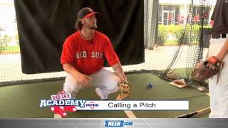Red Sox Academy -- Calling a Pitch