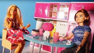 Сюрприз для Барби на 14 февраля - Видео для девочек