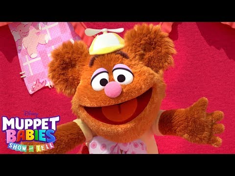 Fozzie's Show and Tell | Muppet Babies | Disney Junior