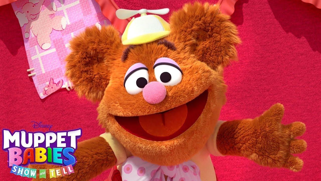 Fozzie Bear's Alternate Ages   Muppet Wiki   Fandom ...  Muppet Babies Fozzie
