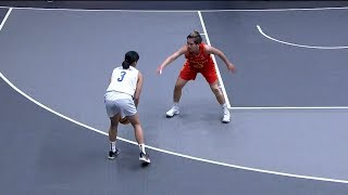 Semifinal Full Game: Philippines vs Vietnam | 3X3 Basketball W | 2019 SEA Games