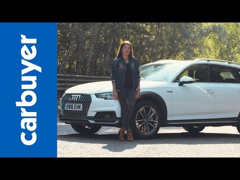 Audi A4 Allroad in-depth review - Carbuyer