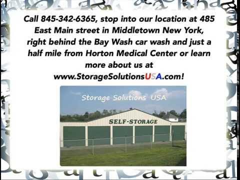 Storage Middletown New York