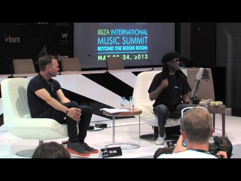 Nile Rodgers - IMS 2013 - Key Note Interview Part 2