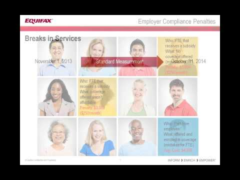 SouthEast Personnel Leasing - Equifax ACA Management Platform