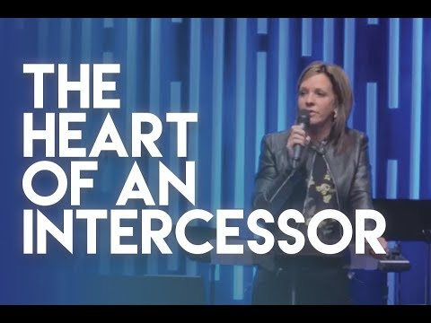 THE HEART OF AN INTERCESSOR