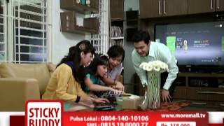 TVC HOME SHOPPING STICKY BUDDY