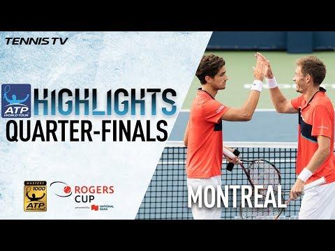 Highlights: Herbert - Mahut Reach Montreal 2017 Doubles SF