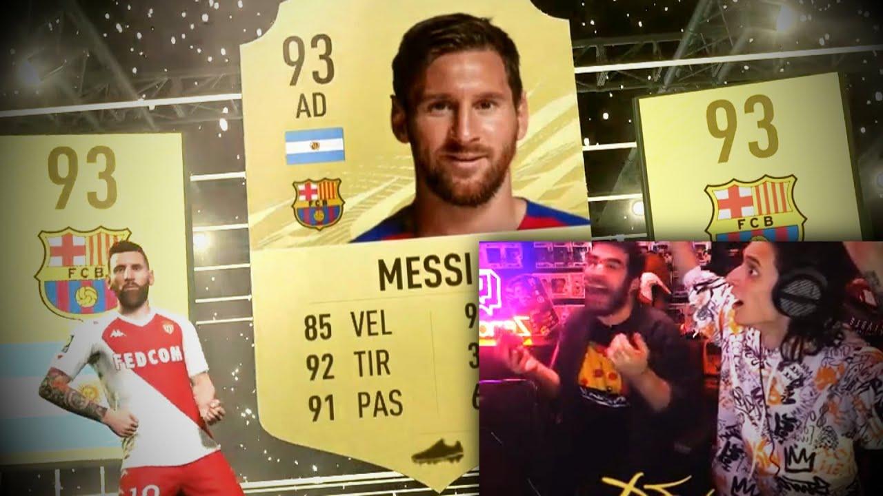 HO TROVATO MESSI SU FIFA 21!