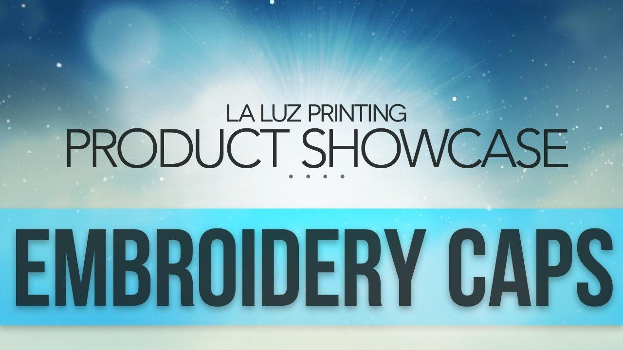 Embroidery Caps San Antonio Tx 210 202 1800 La Luz Printing
