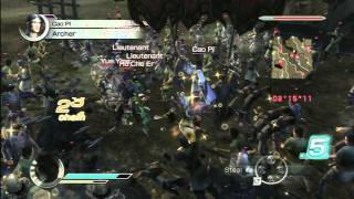 CGRundertow - DYNASTY WARRIORS 6: EMPIRES for Xbox 360 Video Game Review