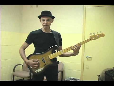 ira coleman on playing electric bass with sting youtube. Black Bedroom Furniture Sets. Home Design Ideas