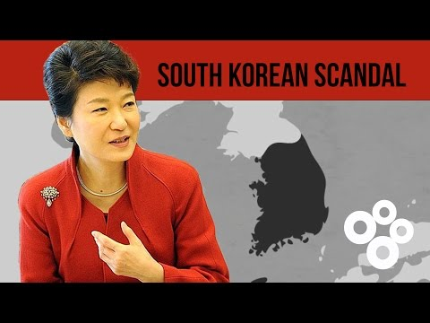 Why was the First Woman President of South Korea Impeached?