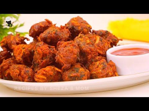 মুচমুচে চিকেন পাকোড়া | Crispy Chicken Pakora Recipe | Chicken Pakora | Easy Chicken Snacks Recipe