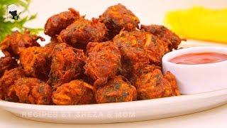 মচমচ চকন পকড  Crispy Chicken Pakora Recipe  Chicken Pakora  Easy Chicken Snacks Recipe