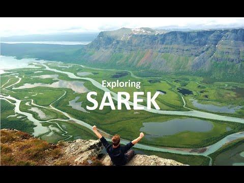 Exploring Sarek Nationalpark