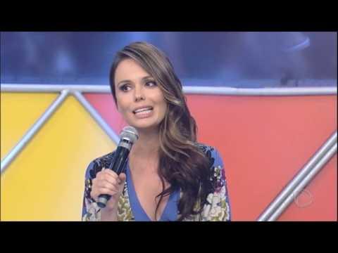Graziela Schmitt fala sobre sua participação em O Rico e Lázaro