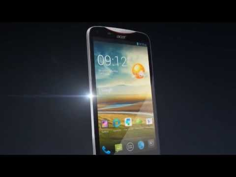 Acer Liquid S2 Commercial
