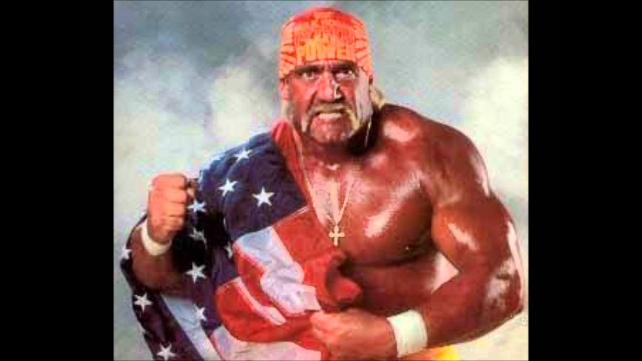 "Hulk Hogan ""Real American"" Entrance Theme - YouTube"