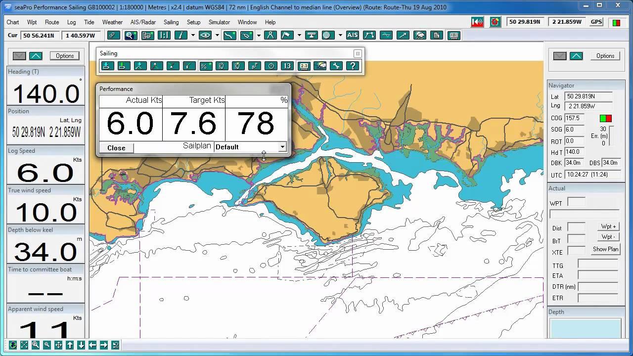 Marine Software