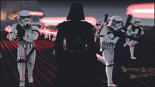 IMPERIAL INVASION OF MUSTAFAR - Star Wars: Galaxy at War Mod Gameplay