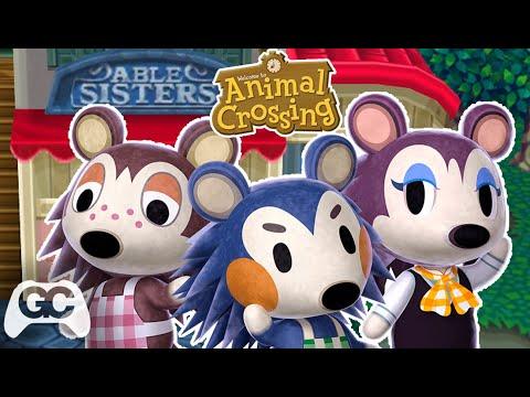 Animal Crossing Remix ► Grimecraft & Tokyo Elvis ▸ Able Sisters ( Re-Tail ) ♪ GameChops