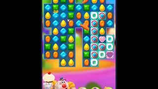 Candy Crush Friends Saga Level 344 - NO BOOSTERS 👩👧👦 | SKILLGAMING ✔️
