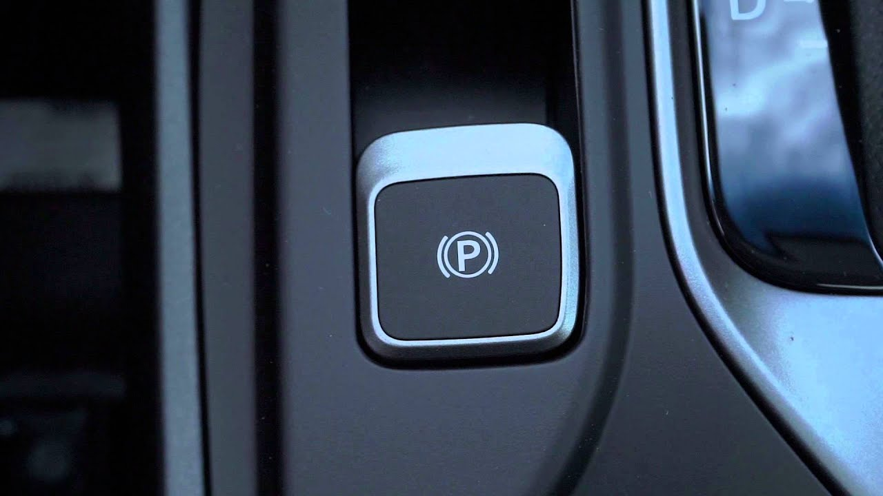 2016 Hyundai Santa Fe >> 2017 Hyundai Santa Fe Electronic Parking Brake - YouTube