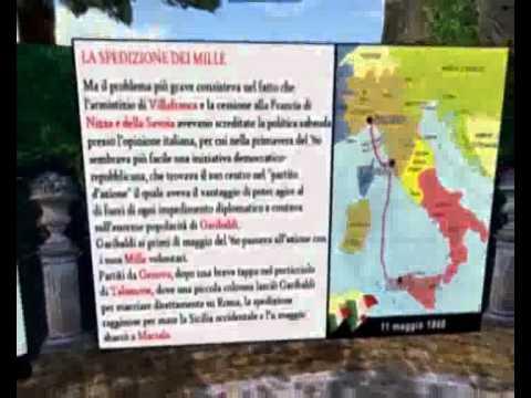 150 anni unita' d'italia museum island