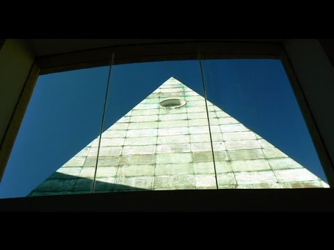 Why is an Illuminati Pyramid Atop Israel's Supreme Court Building?