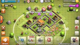 Clash of Clans: Episode 4 [ on android Samsung S 5 Active] SK/CZ Gameplay