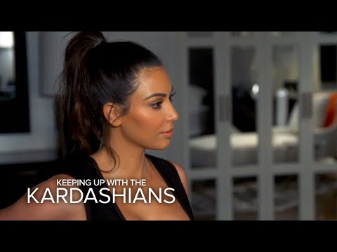 KUWTK | Kim Kardashian West Is a Manager in the Making | E!